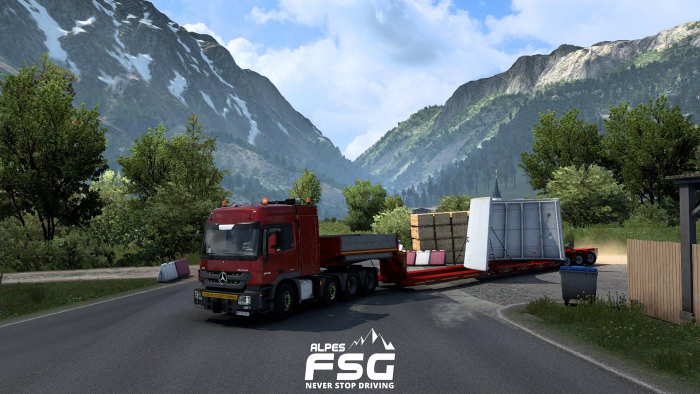 Alps Region