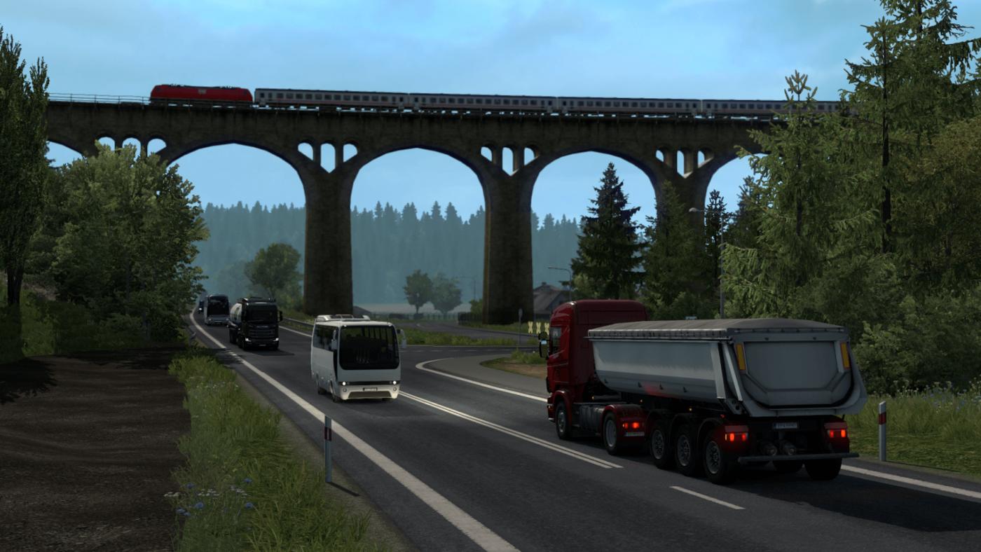 DK 8 - Viaduct near Kłodzko