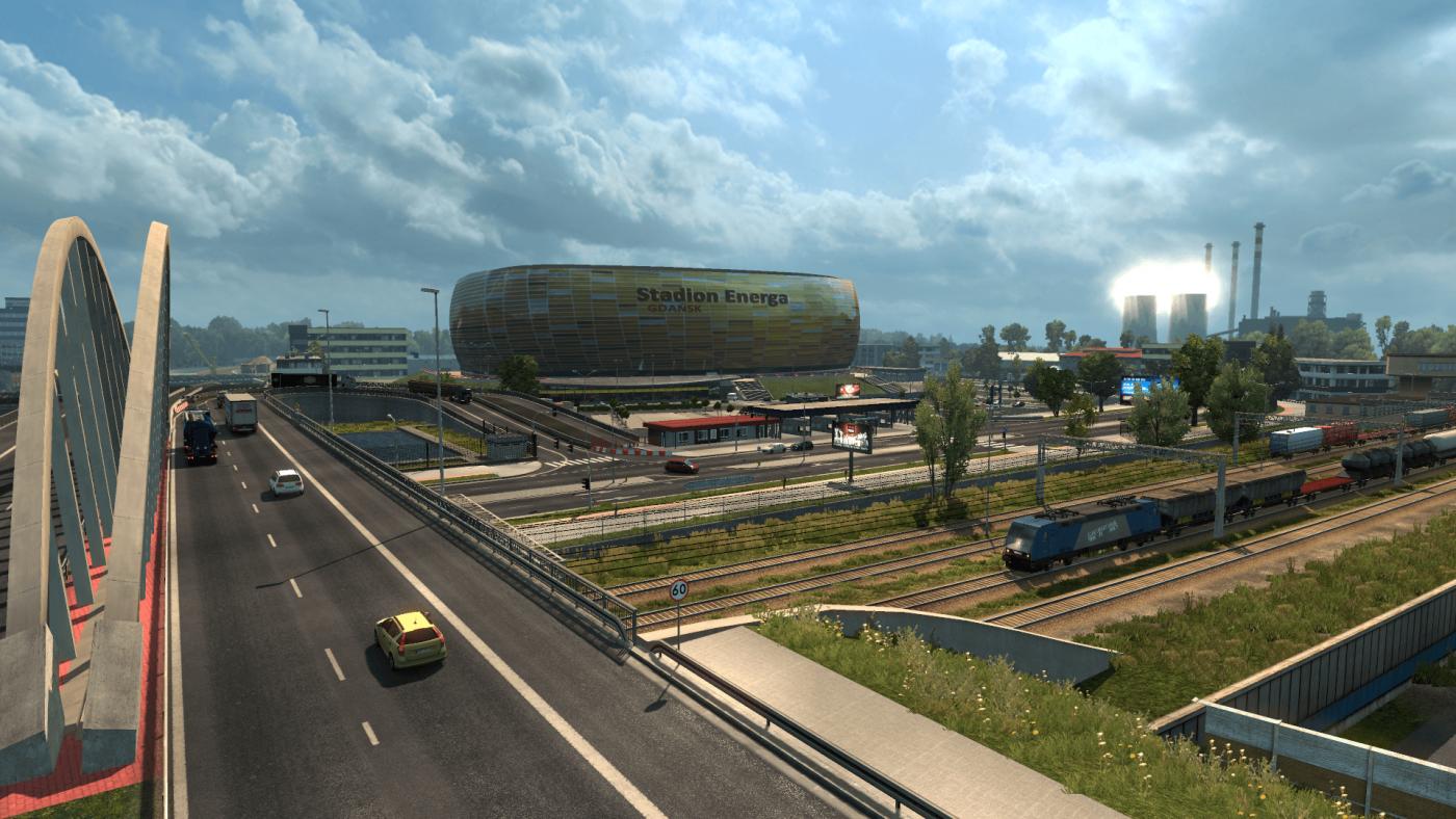 Gdańsk - Energa Stadium