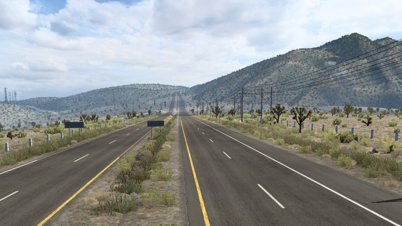 Mexico Federal Highway 54 in Zacatecas