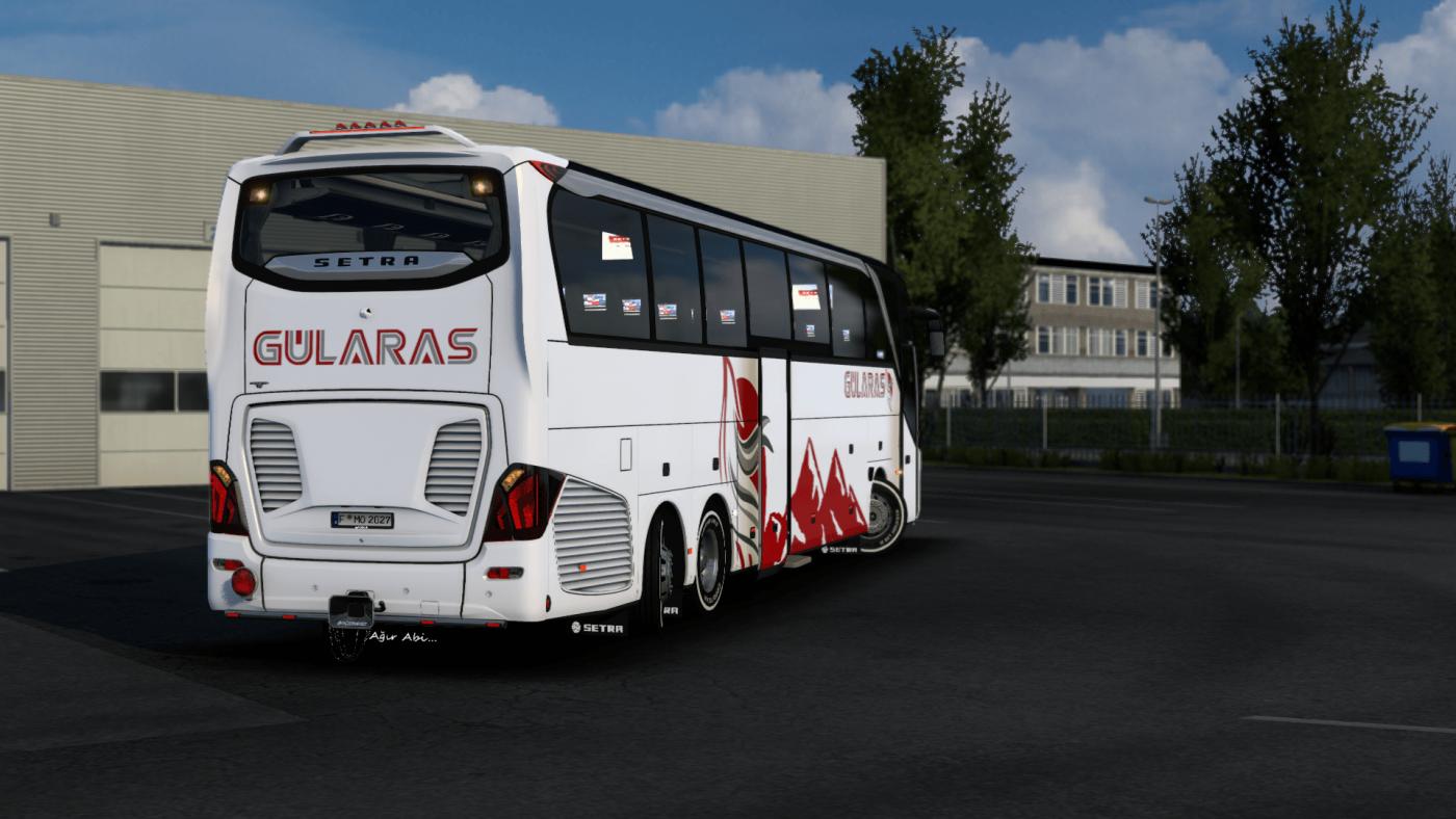 Setra s517 HDH-2021 Topclass